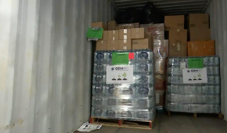 GEM Honduras relief