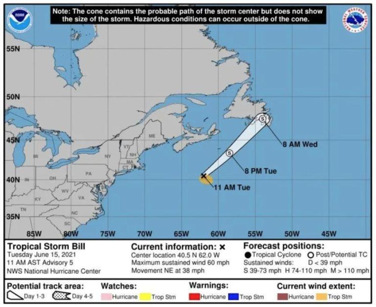 Anuncian alianza de ayuda para el Caribe durante temporada de huracanes