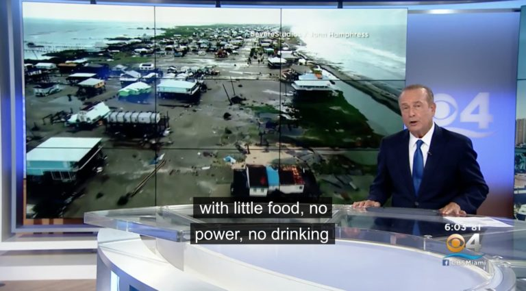 Founder Of Local Nonprofit Can't Believe Devastation Suffered In Louisiana Because Of Hurricane Ida