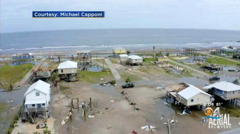 Global Empowerment Mission's Founder Lands In Hurricane-Torn Louisiana To Help